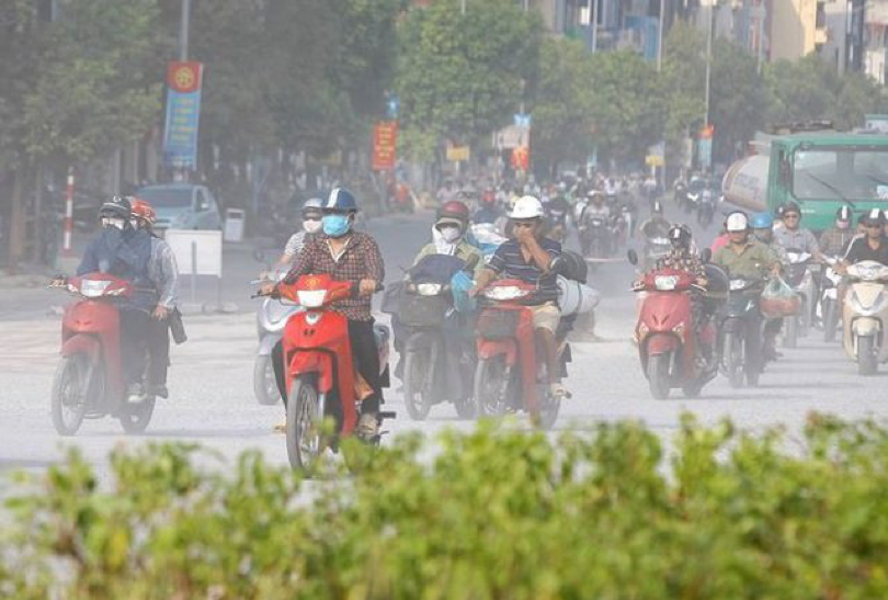 eDoctor - Bộ Y tế khuyến cáo trước tình trạng ô nhiễm không khí