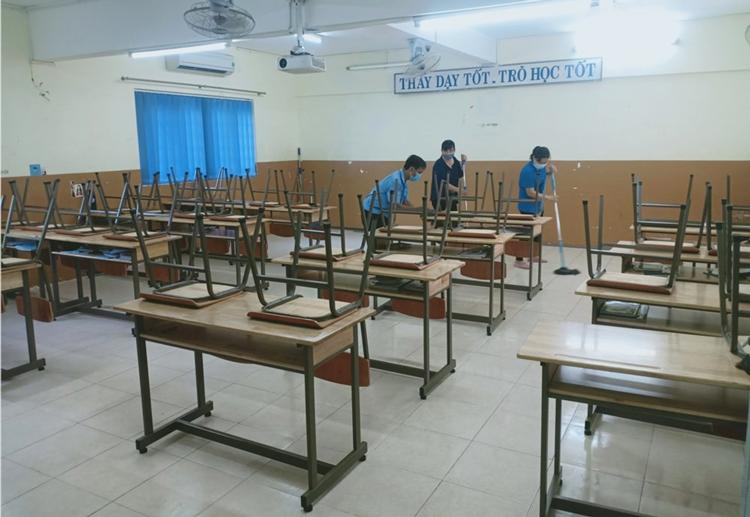 eDoctor - Chính thức: Học sinh TP. HCM nghỉ hết tháng 2