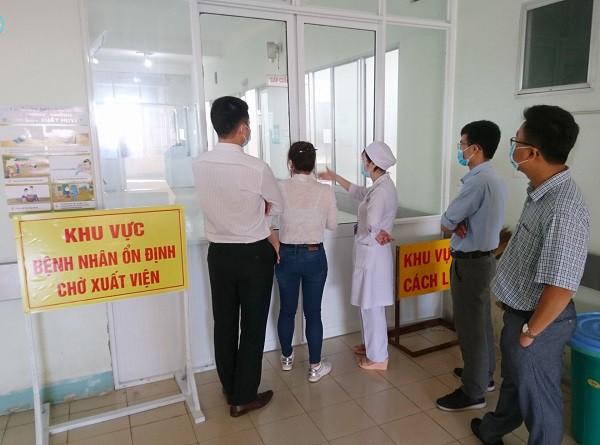 eDoctor - 7 người gia đình bệnh nhân siêu lây nhiễm xuất viện